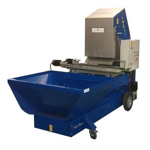 Maszyna do mulczowania przy użyciu Biotopu
